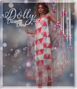 Dolly Divinity Outfit G8F