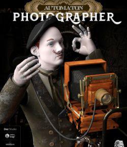 Photographer Automaton for Daz Studio