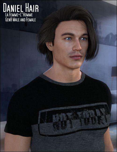 Daniel Hair L'Homme, La Femme, Gen 8 Male/Female