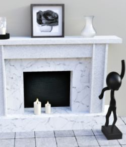 Fireplace DS