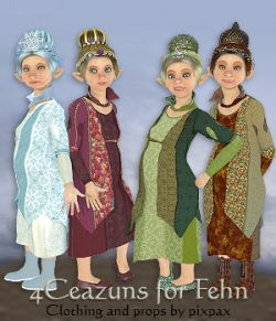 4 Ceazuns for Fehn