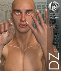 DZ LH Hand Gestures for L'Homme