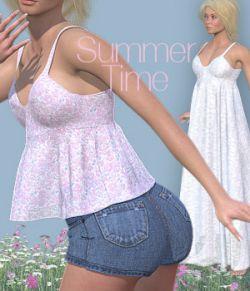 Summer Time for La Femme