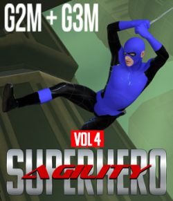 SuperHero Agility for G2M and G3M Volume 4