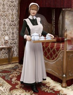 UD Expansion 3 Victorian Maid