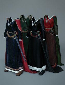 dForce Fair Tides Outfit Textures