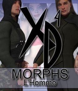 XD Morphs: L'Homme Morphs