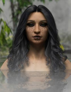 D.E.M. Kezia for Genesis 8 Female