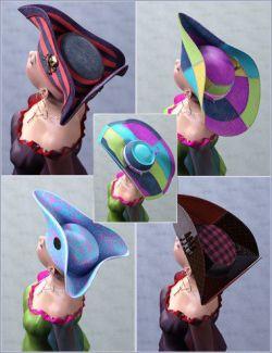 Steam Punk Arrr Pirate Hats