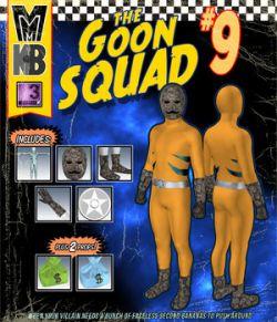 Goon Squad 009 MMKBG3M