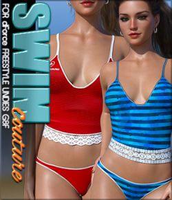 SWIM Couture for dForce Freestyle Undies G8F