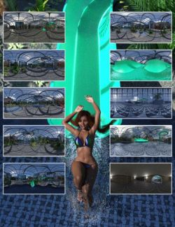Fantasy IBL - Penthouse Water Park HDRI