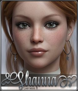 SASE Shanna for Genesis 8