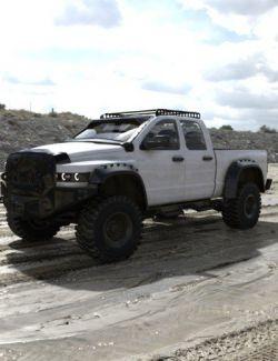 Bighorn Truck