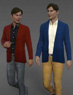 Strictly Business Outfit Textures
