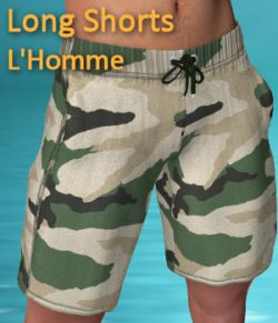 Long Shorts for L'Homme