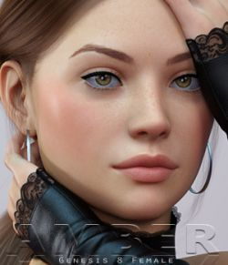 Amber For Genesis 8 Female