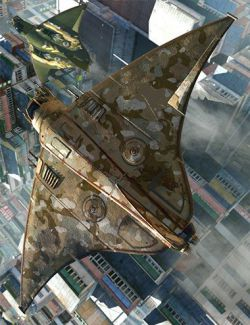 Starship Stingray : Liberator