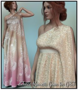 dForce - Rossetti Gown for G8F