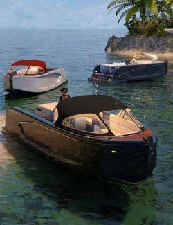 PW Motor Boat