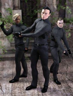 Operation Arrowhead Spy Kit for Genesis 8 Male(s)
