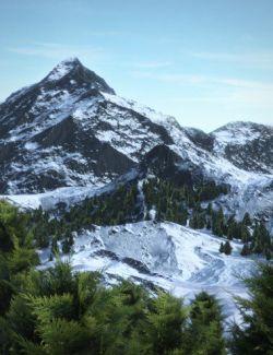 Mega Terrain: Winter Edition