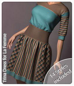 Trina Dress for La Femme