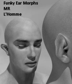 MR Funky Ears for L'Homme