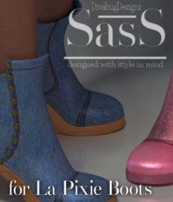 SasS La Pixie Boots