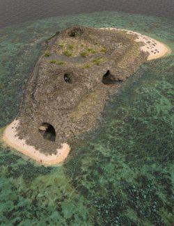 PW Reef Island