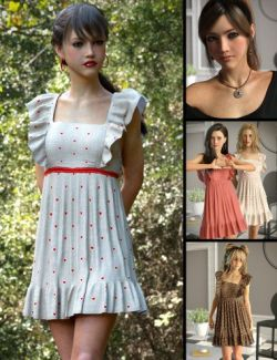 Christabel and the Sincerity Dress Bundle