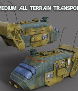 MATT - Medium All Terrain Transport