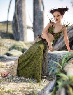 dForce Eternal Bloom Outfit for Genesis 8 Female(s)