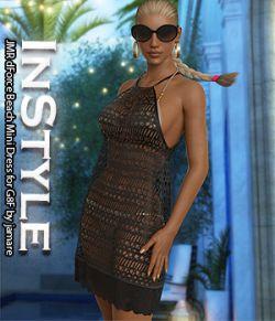 InStyle - JMR dForce Beach Mini Dress for G8F