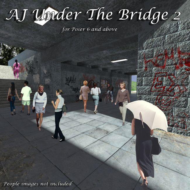 AJ Under The Bridge 2