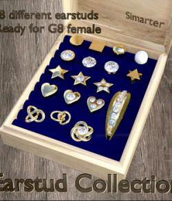 Simarter Earstud Collection