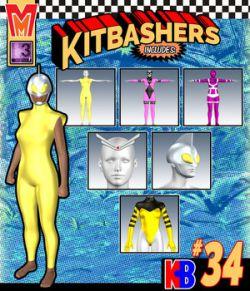 Kitbashers 034 MMG3F