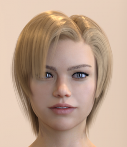 SL Hair for Genesis 8 Female