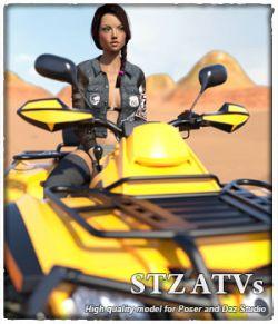 STZ ATVs