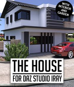 The House for DS Iray