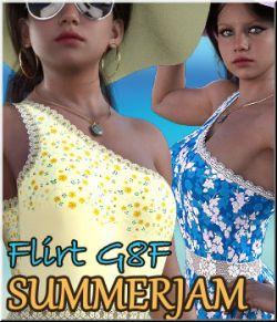 Summerjam- 12 Styles for Flirt G8F