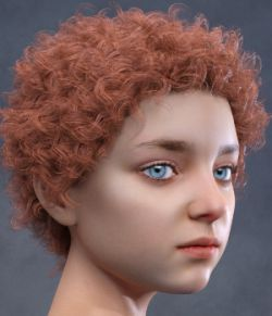 Anie for Genesis 8 Female