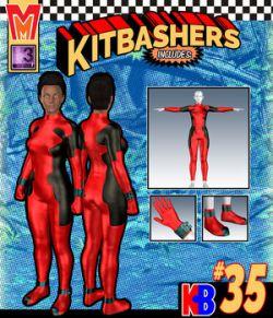 Kitbashers 035 MMG3F