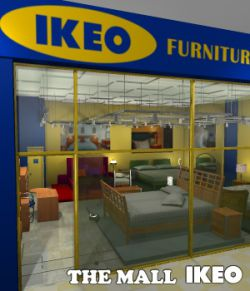 The Mall - IKEO