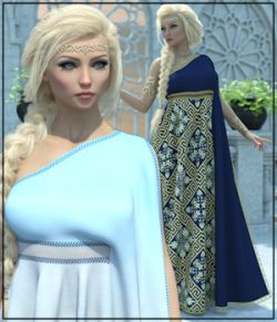 Epic: dForce- Rossetti Gown for G8F