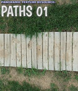 Panoramic Texture Resource: Paths 1