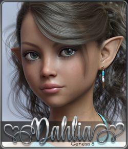 SASE Dahlia for Genesis 8