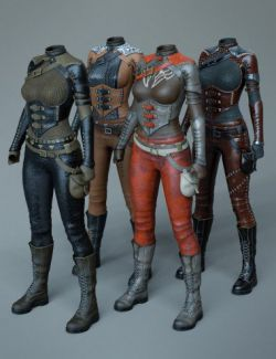 Ninian Outfit Textures