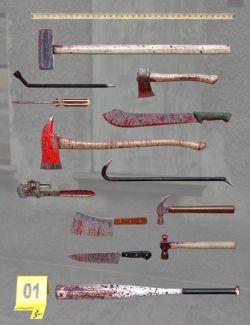 Everyday Weapons