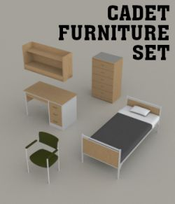 Cadet Furniture Set